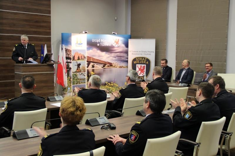 Konferencja straży Tczew10