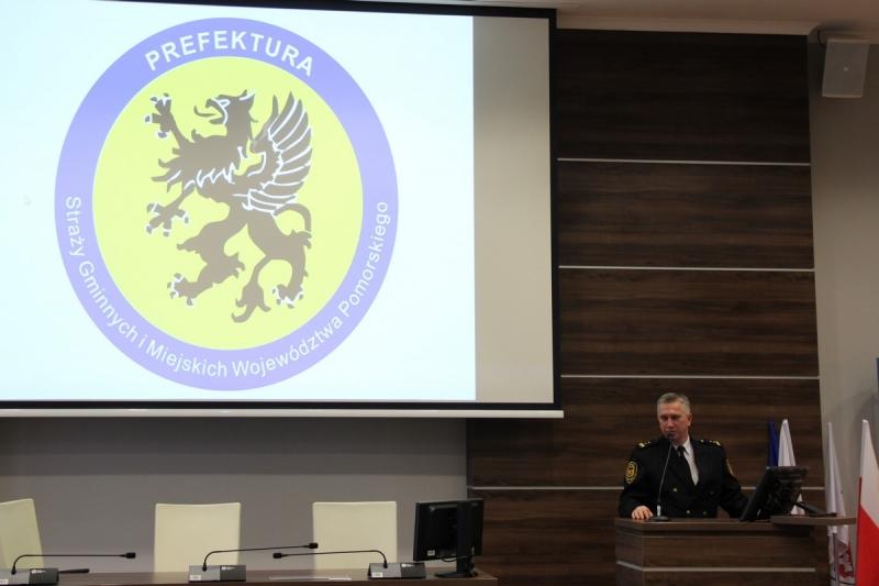 Konferencja straży Tczew11