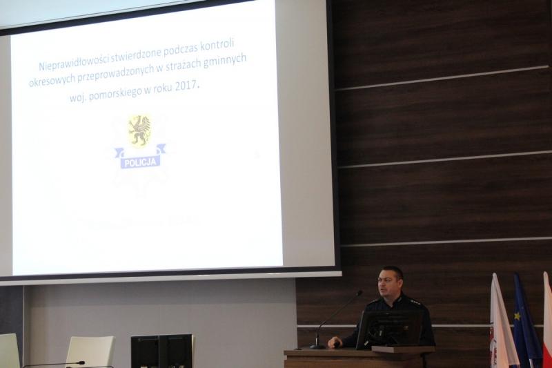 Konferencja straży Tczew17