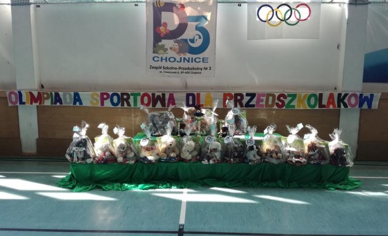 XII Olimpiada Przedszkolaków 1