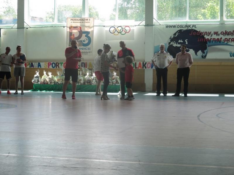 XII Olimpiada Przedszkolaków 10a