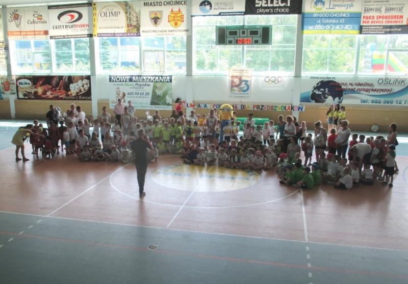 XII Olimpiada Przedszkolaków 14