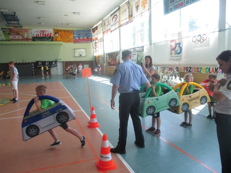 XII Olimpiada Przedszkolaków 4