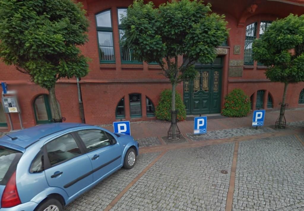 Parking Ratusz
