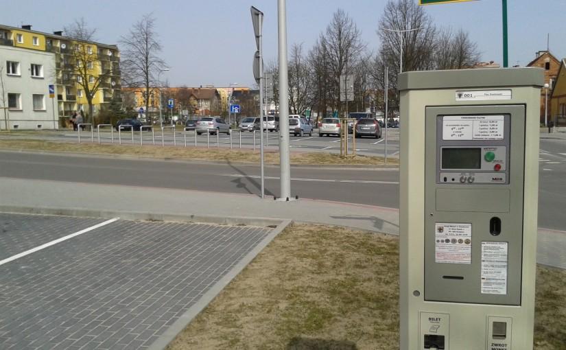 Parkowanie na Placu Piastowskim – płatne.