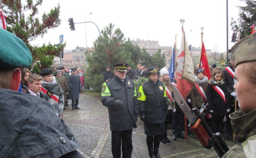 Obchody Święta Niepodległości.