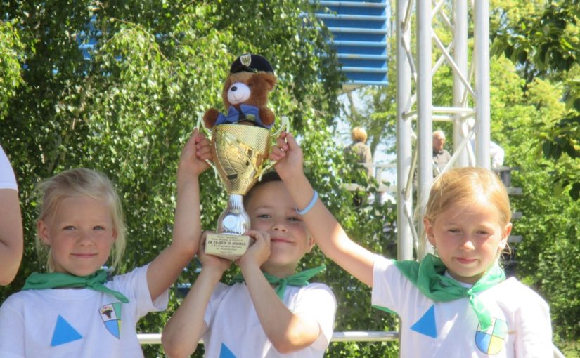 XI Olimpiada Sportowa Dla Przedszkolaków