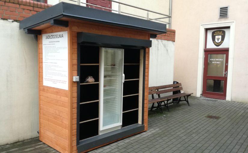 Jadłodzielnia działa w Chojnicach.