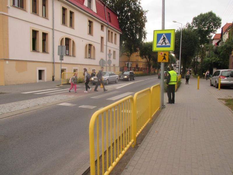 Bezpieczna droga do szkoły 1