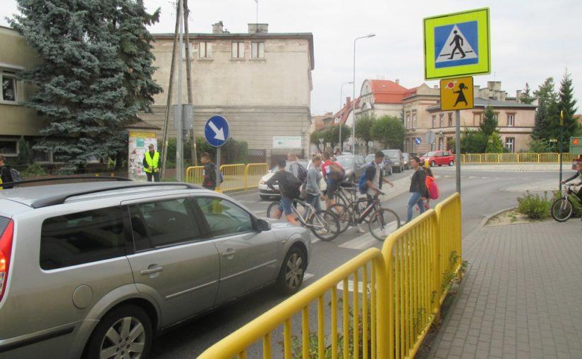 Bezpieczna droga do szkoły – etap 2