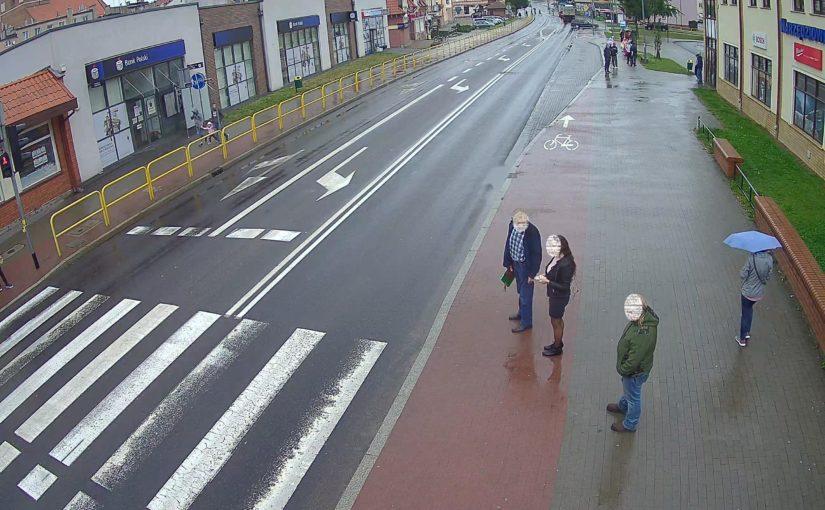 Przybyło kamer monitorujących miasto.