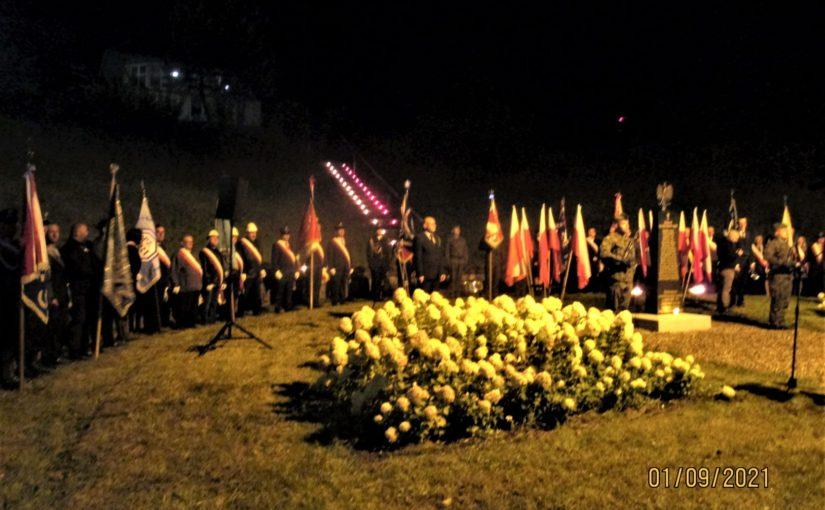 Obchody 82 rocznicy wybuchu II wojny światowej